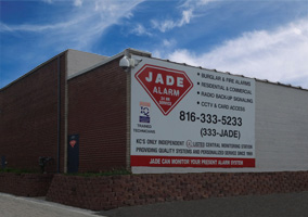 Jade Alarm Company Kansas City